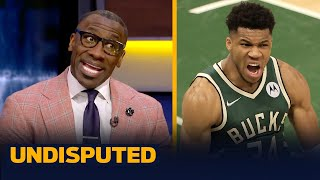 Skip Shannon React To The Bucks Dominant Game 3 Win Over ...